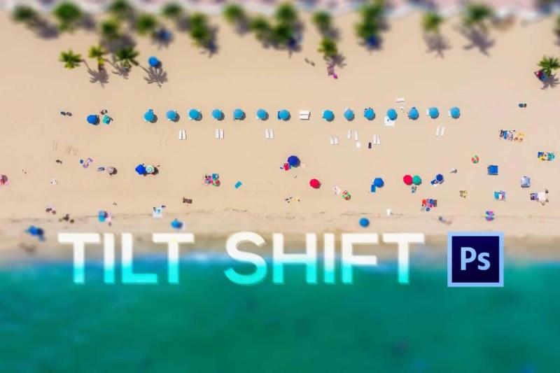 Como fazer o efeito Tilt Shift com Photoshop