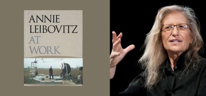 Livros de Fotografia At Work Annie Leibovitz