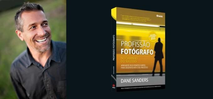 Livros de Fotografia Profissão Fotógrafo Dane Sanders
