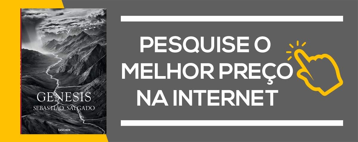 Livro Gênesis Sebastião Salgado melhor preço