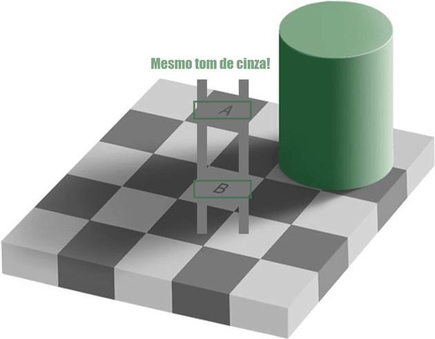 ilusao-optica-sombras-xadrez-prova