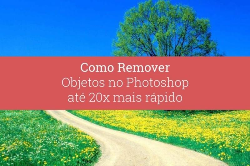 Content Aware – Como Remover Objetos com Photoshop