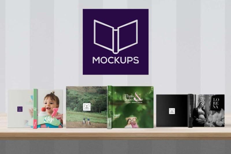 Eu uso Mockup para Capas de Álbuns