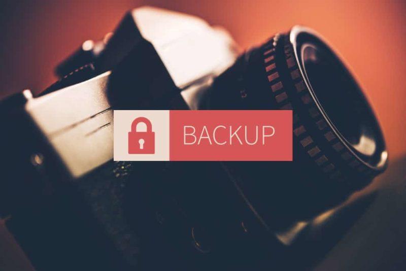 Backup para Fotógrafos – Os erros mais comuns que fazem você parecer um Amador