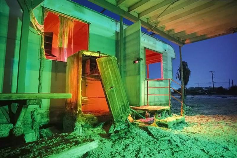 Fotos Sensacionais de Light Painting por Troy Paiva