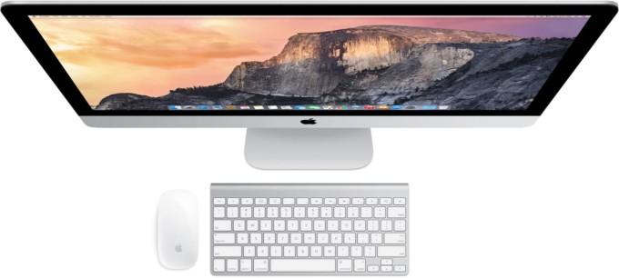 iMac excelente monitor para fotografia