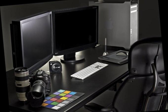 Calibração de um Monitor para Fotografia