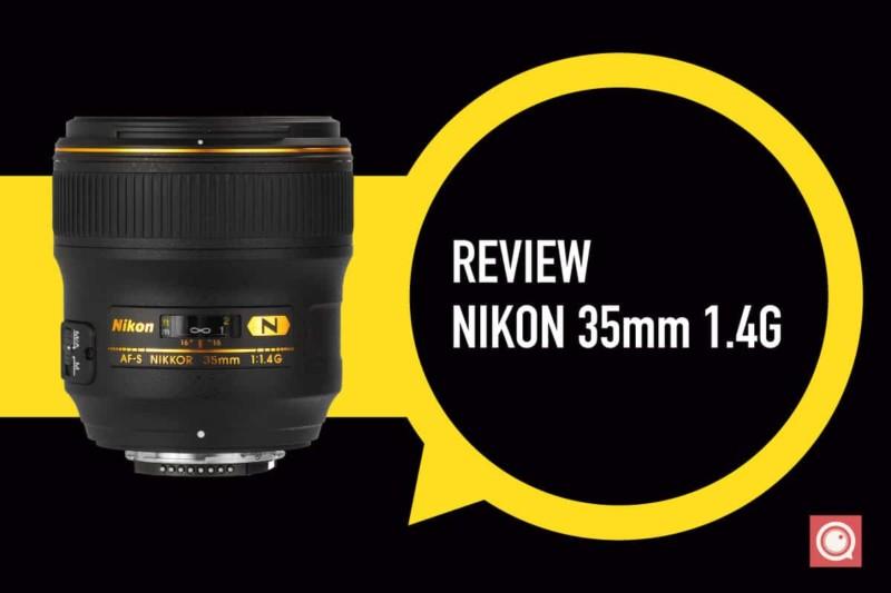 Review da Objetiva Nikon 35mm 1.4G