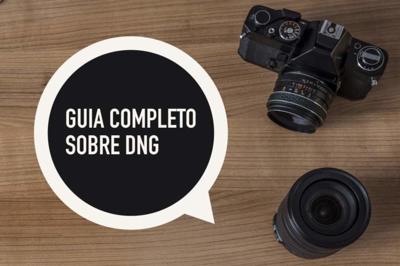 O que é DNG: Tudo que um fotógrafo precisa saber sobre o RAW da Adobe