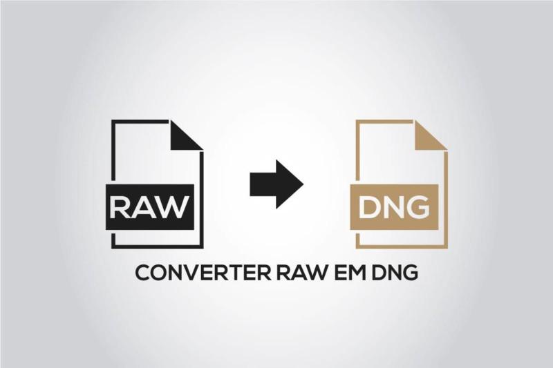 Por que você deveria Converter RAW em DNG?