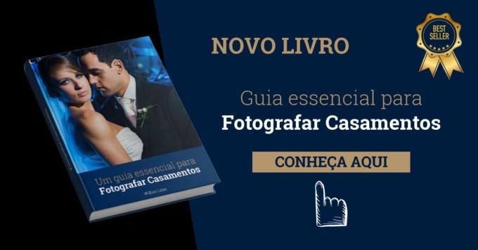 Livro sobre Fotografia de Casamento - Willian Lima