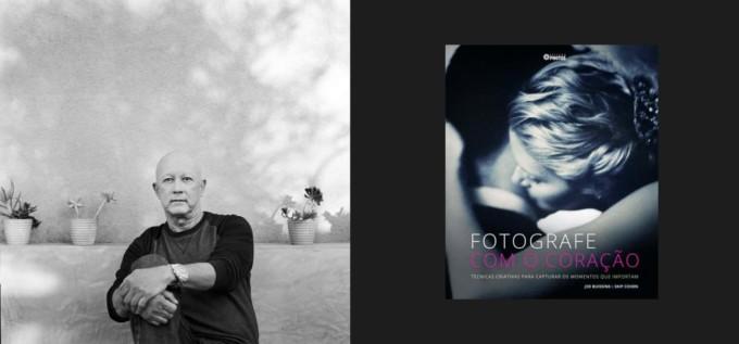 Livro Fotografe com Coração Joe Buissink