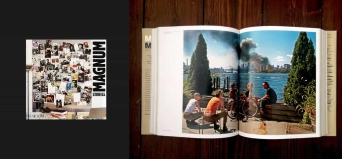 Livros de Fotografia Magnum Stories