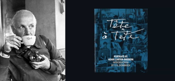 Livros de Fotografia Tete a Tete Bresson