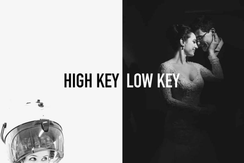 Fotografias High Key e Low Key: O que são e como fazer