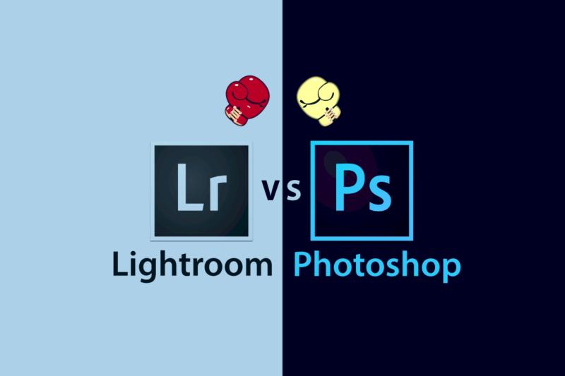 Lightroom vs Photoshop – Quem vence a Batalha Final?