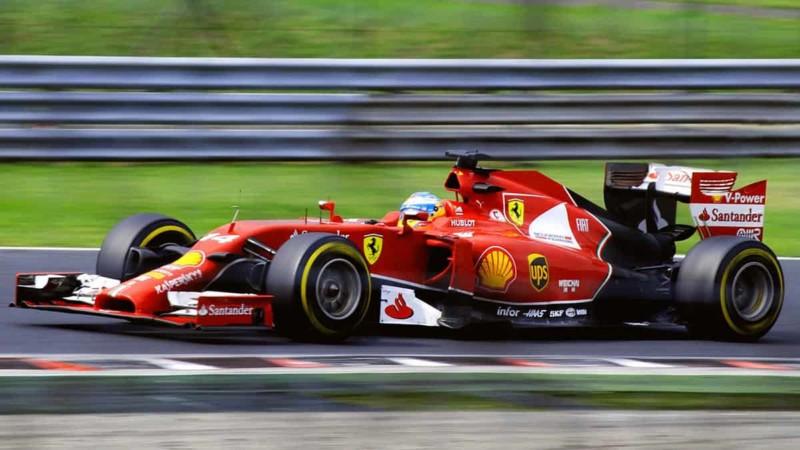 Fotografia Esportes Fórmula 1