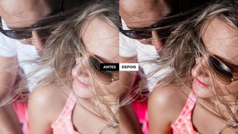 Presets Lightroom e Photoshop Ensaios Externos