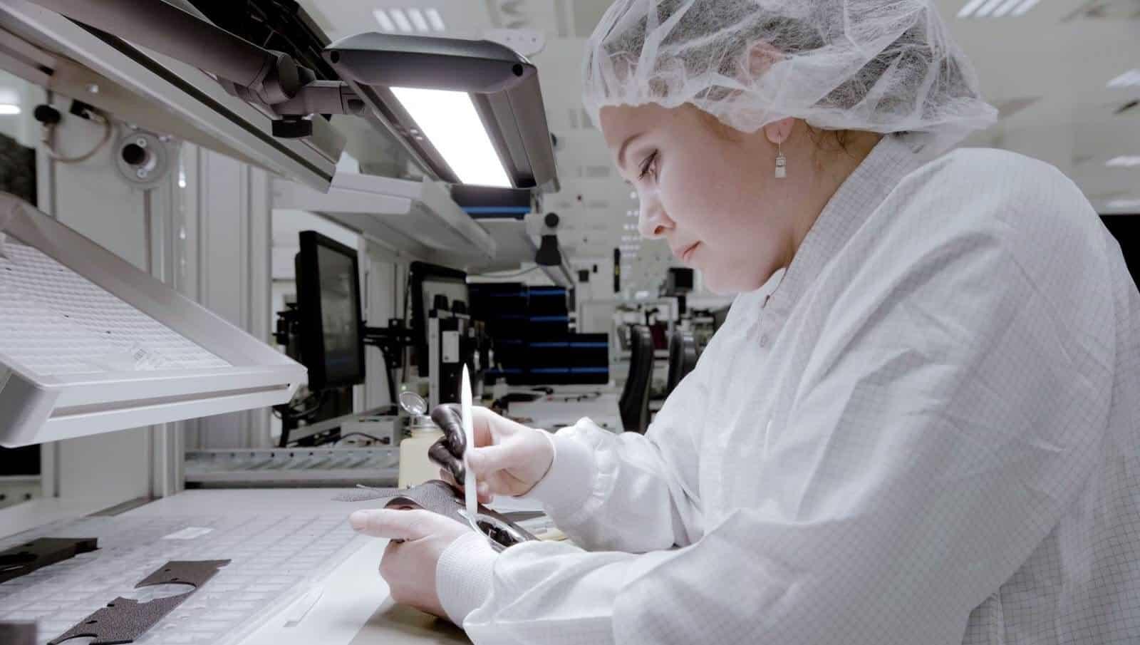 Fabricando Leica M10 Alemanha