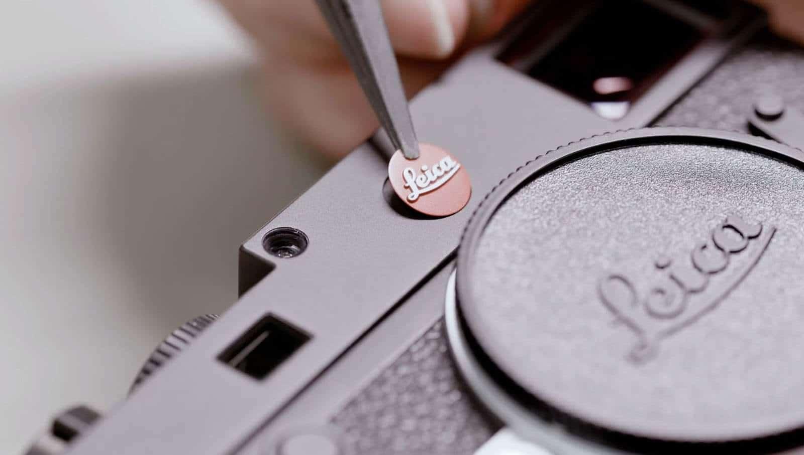 Leica M10 produção