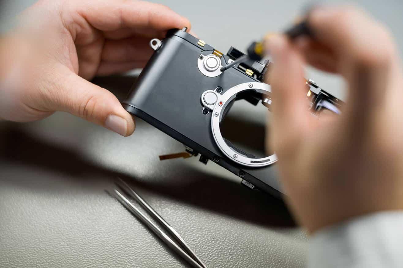 Leica M10 Proteção
