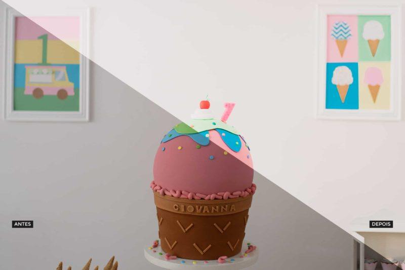 Presets Lightroom para Aniversário Infantil – Cores Suaves para suas fotos