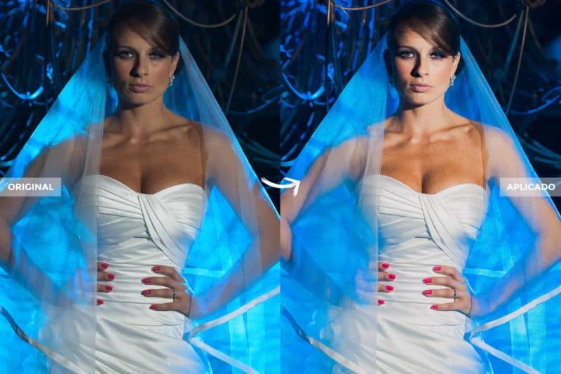 Fotos de Casamento Lightroom