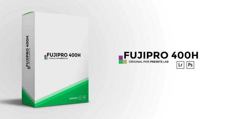 Presets Fuji Pro 400H