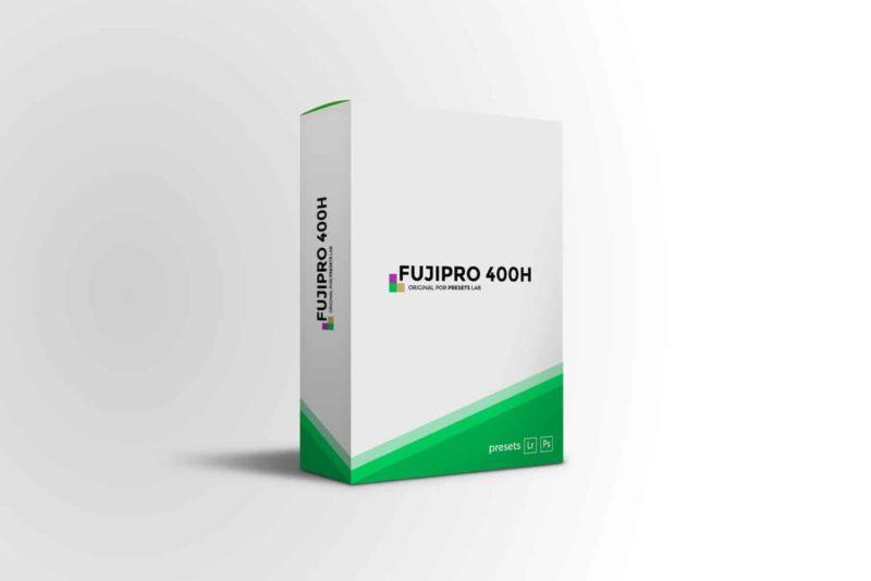 Presets Fuji Pro 400H – Cores da Fotografia Analógica em seu Lightroom