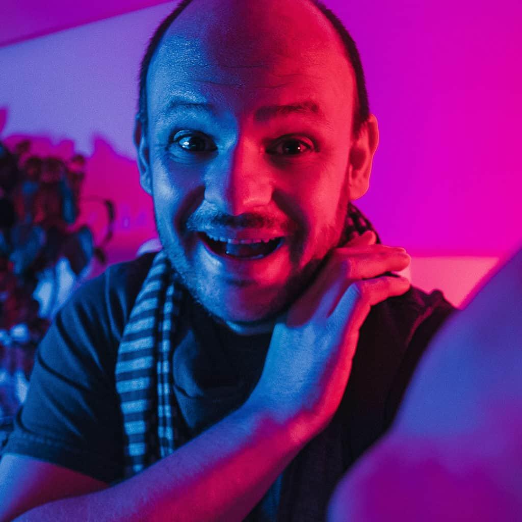 Willian Lima Falando de Foto