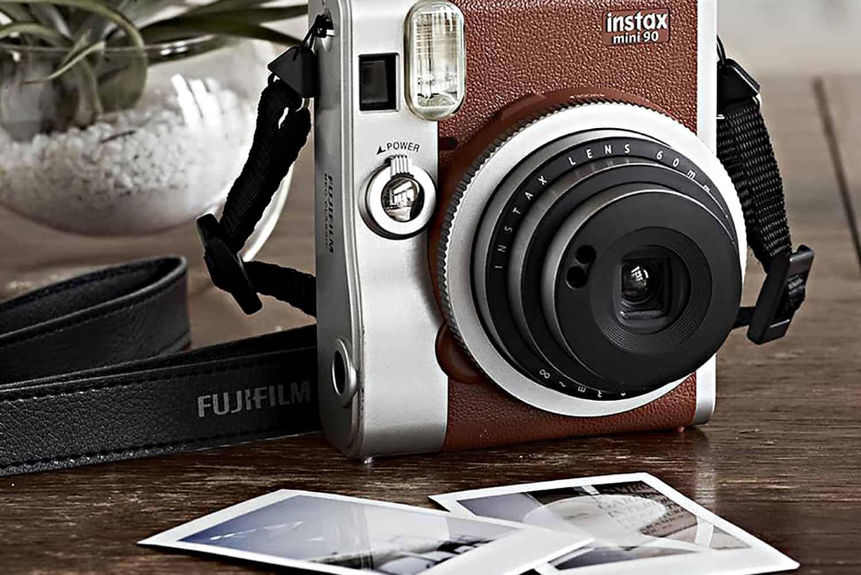 Instax Mini 90 – Câmeras instantânea para quem prefere ajustes manuais