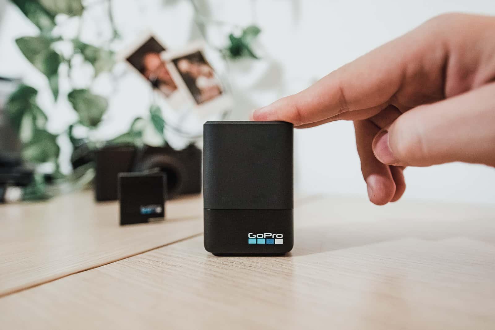 Melhor Carregador GoPro Original – O que uso e recomendo para quem procura qualidade