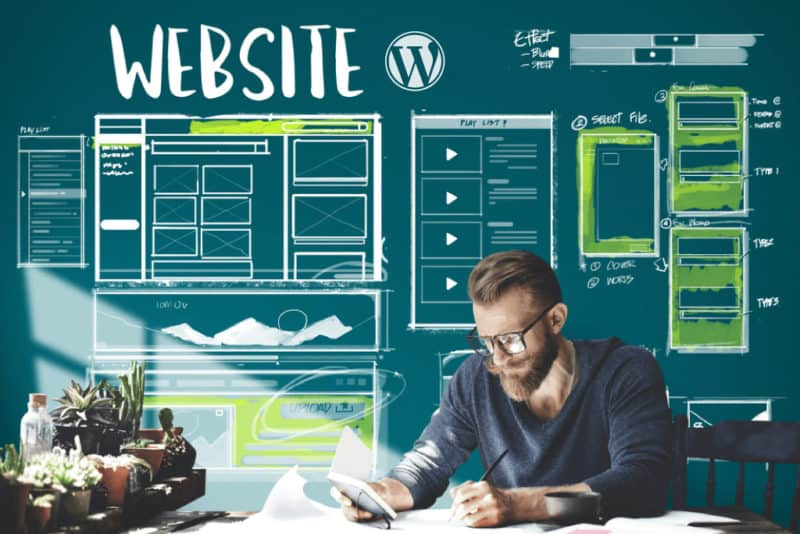 Wordpress Site Portifolio de Fotografia