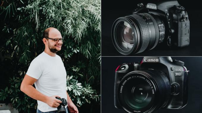 Qual Câmera comprar para fotografia