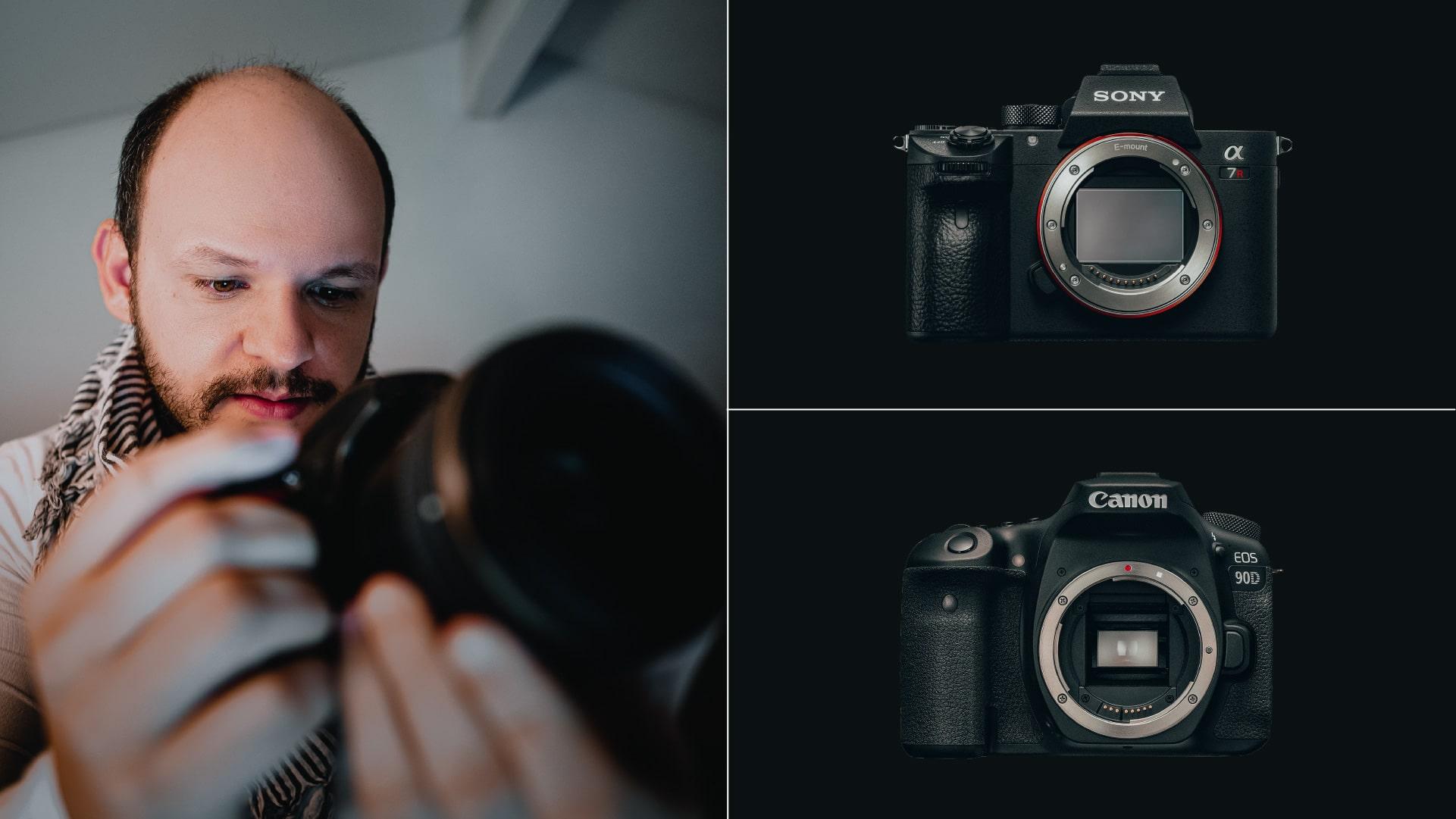 Qual câmera comprar em 2020