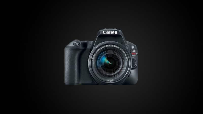 SL2 Canon para iniciantes