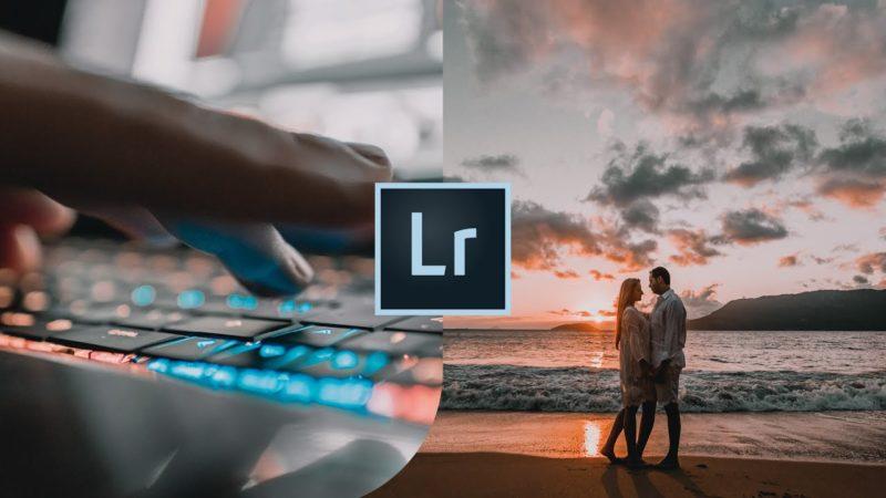 como editar muito mais rápido no Lightroom